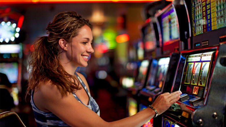 Benefits of playing slots online